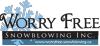 Worry Free Snowblowing Inc.