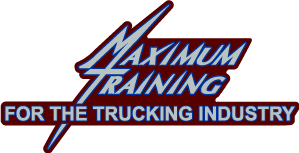 Maximum Training For The Trucking Industry