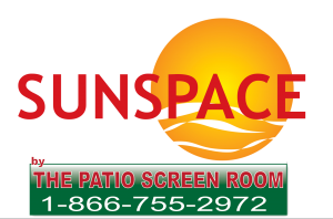 SUNSPACE BY The Patio Screen Room