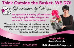 Gift Basekts By Design