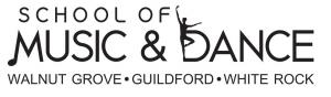 School of Music & Dance - Walnut Grove, Guilford, White Rock