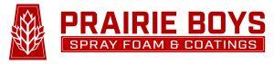 Prairie Boys Spray Foam