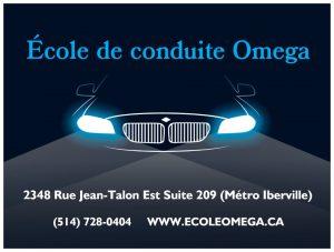 Ecole De Conduite Omega St-Michel
