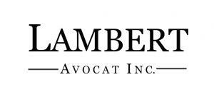 Lambert Avocat Inc.